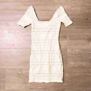 Abercrombie & Fitch Bodycon Mini Dress